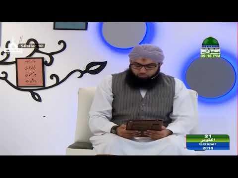 Faizan-e-Ala Hazrat Ep#10  * Mufti Hassan Raza Attari Al Madani *