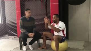 "Euclides Viana ""Bahia"" - Entrevista para o Canal Carreira Fight"