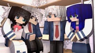 ¡NOAH DESAPARECE! 😭🎓Yamato High School #12 Temp. 3🎓 Roleplay en Minecraft