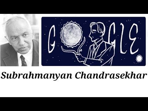 S. Chandrasekhar.50 Facts about Subrahmanyan Chandrasekhar