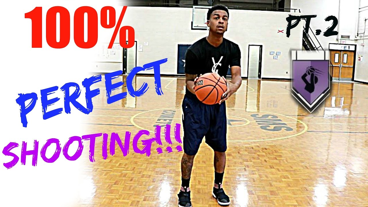 The Perfect Shooting Form - Part 2 - YouTube