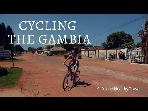 Cycling in The Gambia