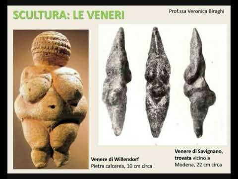 Storia dell'arte: Preistoria