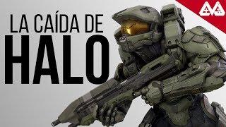 ¿Que pasó con Halo? | La caída de un titán