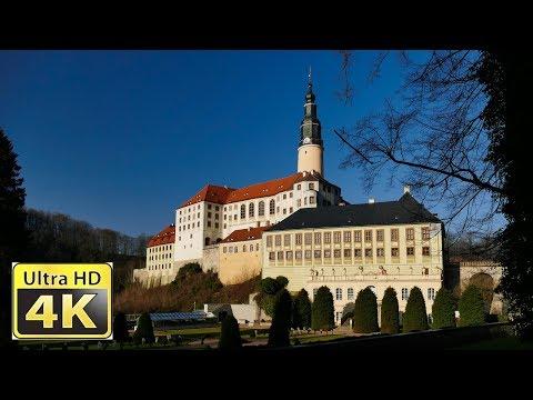 Sony FDR-AX700 - Schlösser und Burgen Sachsens / Amazing 4k video ultra hd