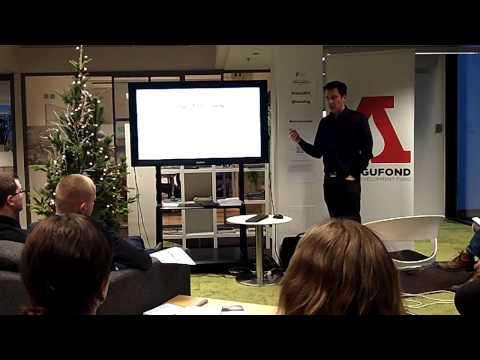 Startup Estonia: Session on Startup Development Phases