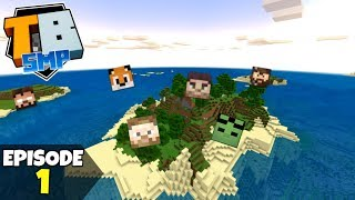 Truly Bedrock Episode 1! Surviving The Island, Together! Minecraft Bedrock Survival Let's Play!