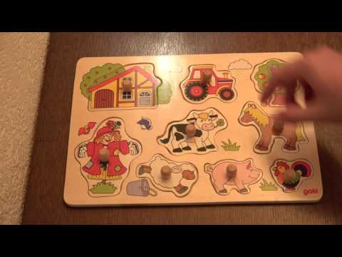 Learning Animals at the Farm in Swiss German