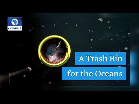 Spanish Scientists Invent Ocean Rubbish Collector 'The Seabin' |Eco@Africa|
