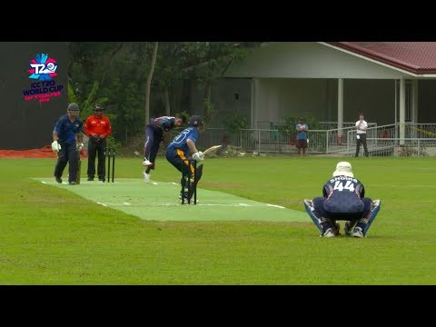 ICC Men's T20 World Cup EAP Qualifier B: Philippines v South Korea Highlights