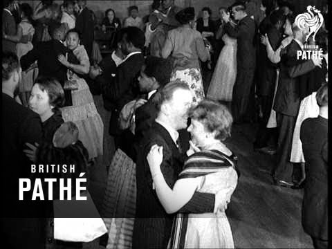 "Lambeth - ""No Colour Bar"" Dance (1955)"