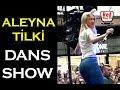 Aleyna Tilki Çalkalıyor Dans Kalça Show