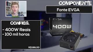 PC Gamer Barato - PUBG e Fortnite (R$1500) Roda TUDO - Orçamento 2018