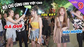 Linh Việt Cao Gạ Gái Xinh Chơi Nối Chữ Gõ vào Tâm Hồn Đẹp Và Cái Kết Thốn I Phần 9 I Nhanh Như Chớp