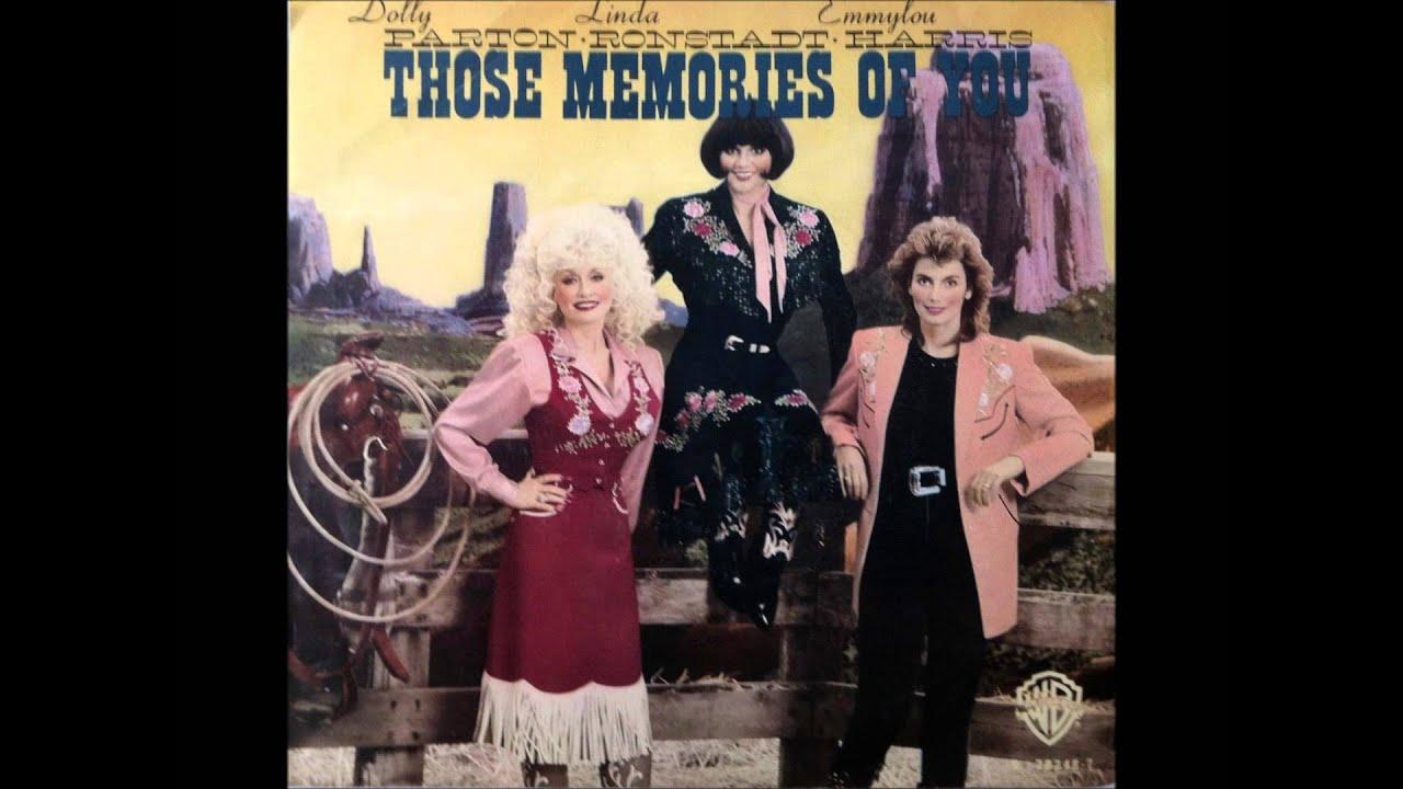 Dolly Parton Emmylou Harris Linda Ronstadt Trio