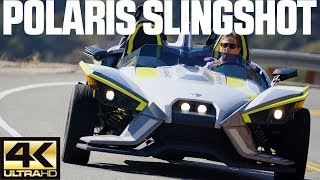 2018 Polaris Slingshot SLR Review | 4K