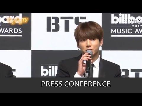 BTS ARRIVES IN KOREA | PRESS CONFERENCE [BTS BILLBOARD]