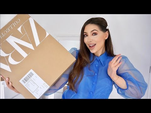BIG New In ZARA Haul & Try-On | Cute Spring Summer Outfits & Co-ord Sets