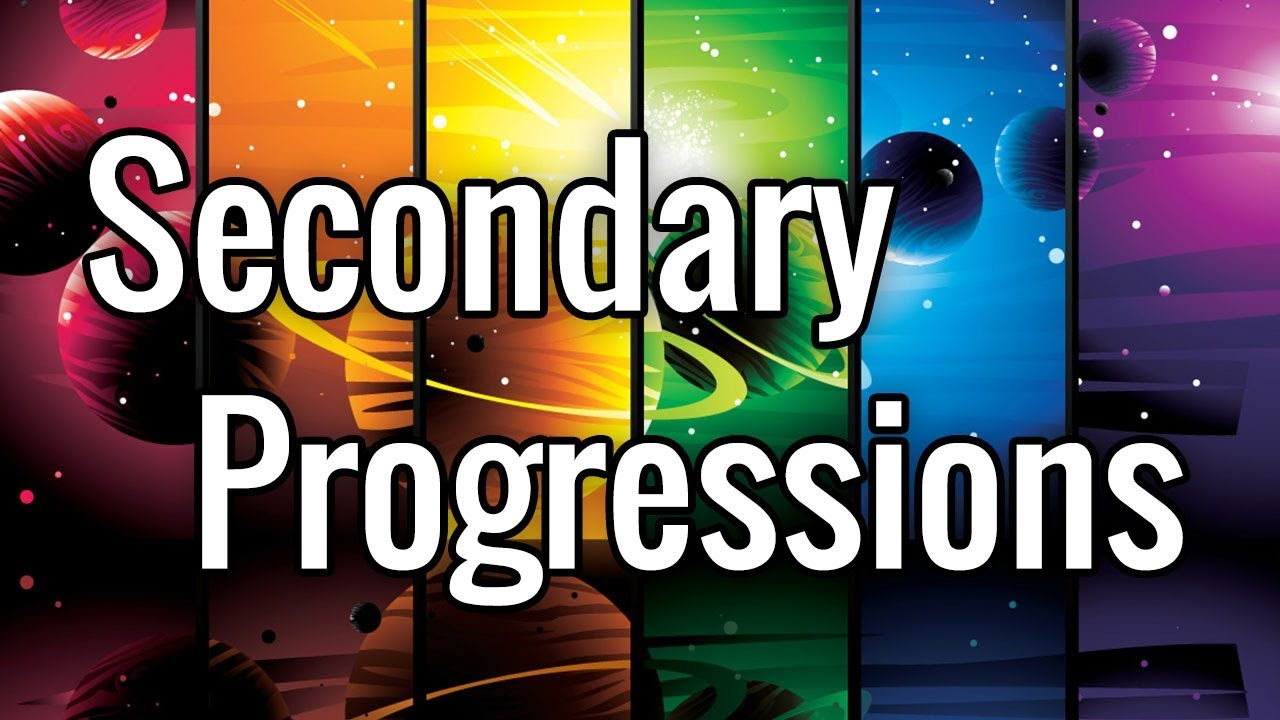 Secondary Progressions: Every Day Symbolizes A Year