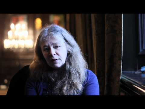 Catherine Fisher Talks About INCARCERON And SAPPHIQUE (video)