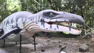 Liopleurodon - DinoPark Vyškov