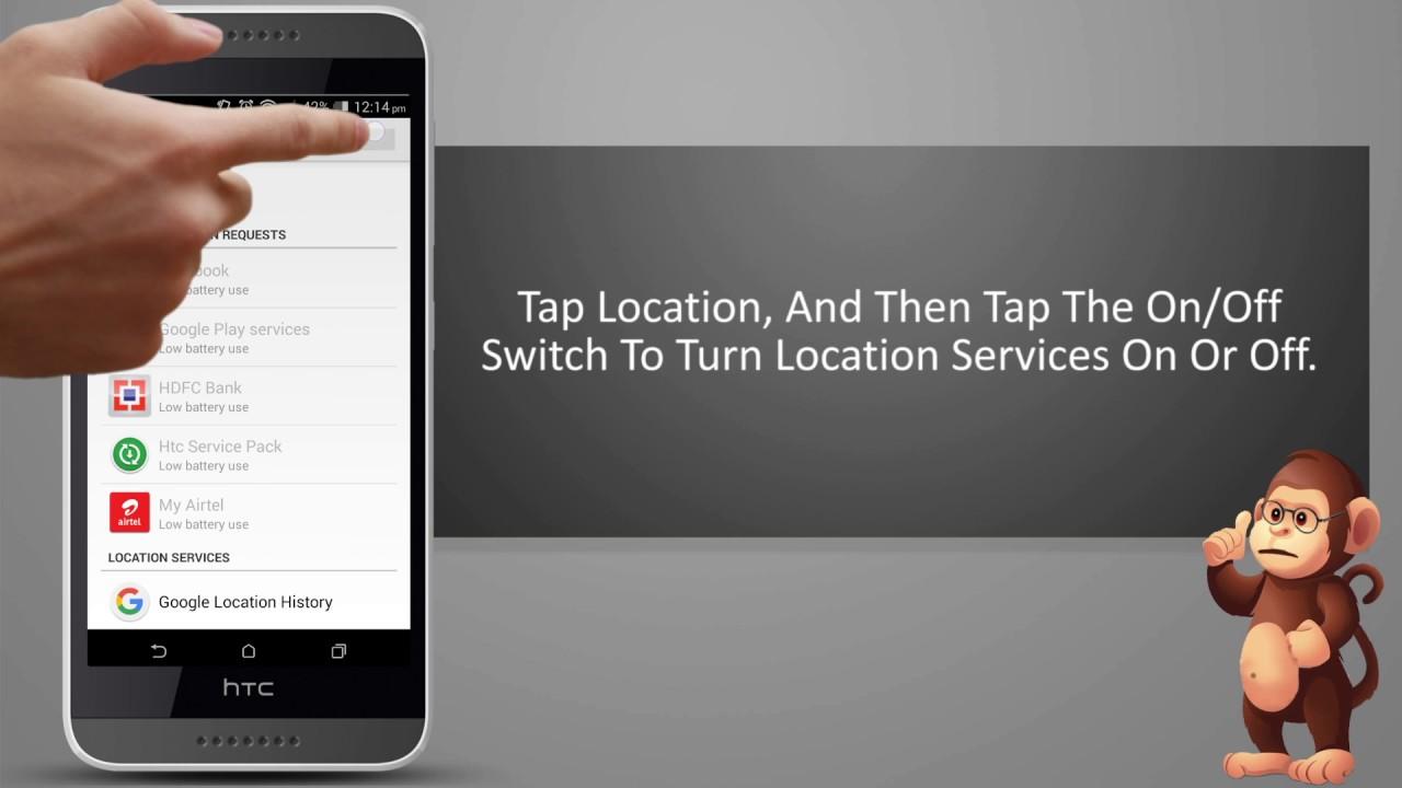 Localiser votre HTC Desire avec votre compte Google