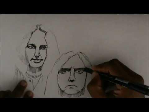KREATOR Sketch drawing