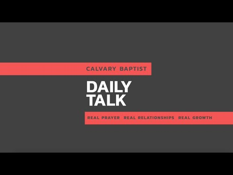 CBC Daily Talk | January 19, 2021