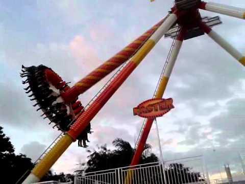 Thunder do Mirabilândia de Recife 2012