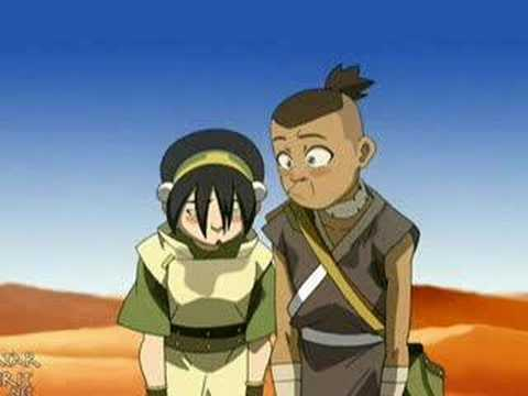 sokka and toph relationship problems