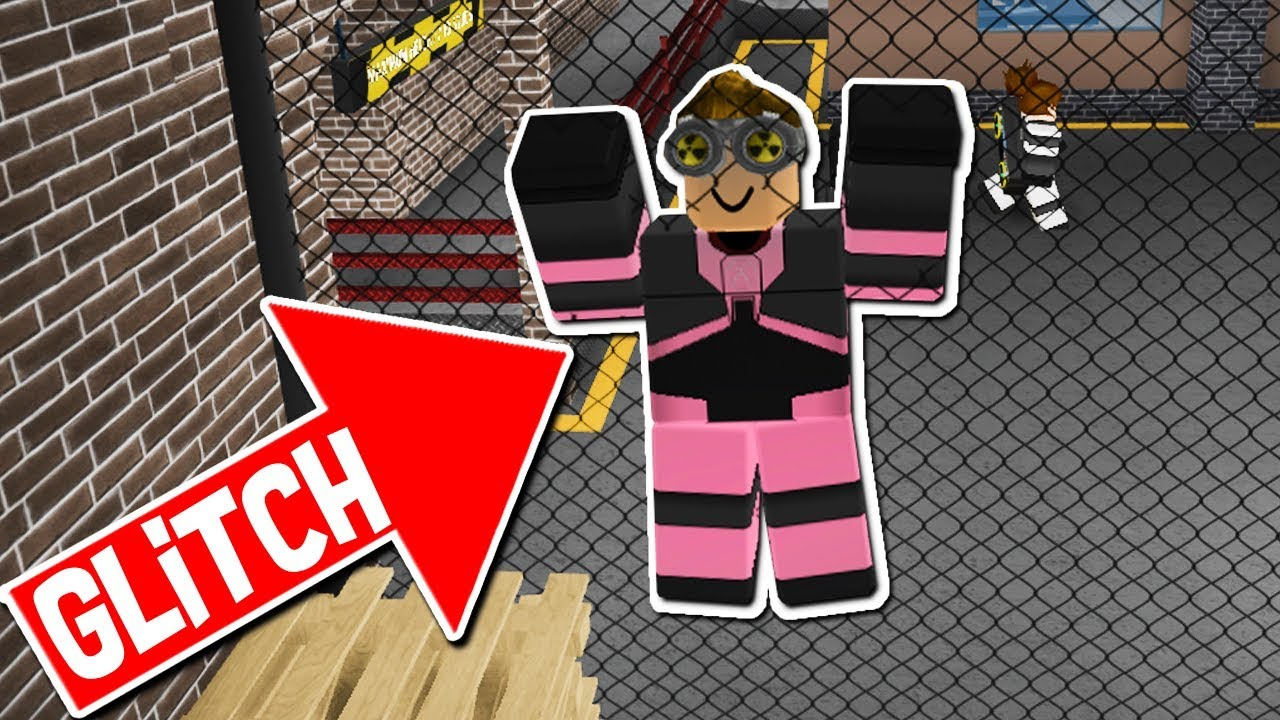 How To Glitch In New Factory Map Roblox Murder Mystery 2 Youtube