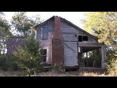 #21 Abandoned 19th Cent. Home in Alabama
