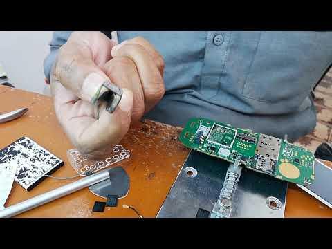 Nokia 110 water dead repair