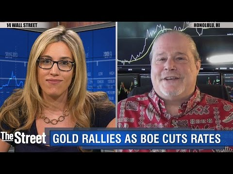 Gold Inches Up on Bank of England Cut, Now Eyes Jobs Report  - Gary Wagner
