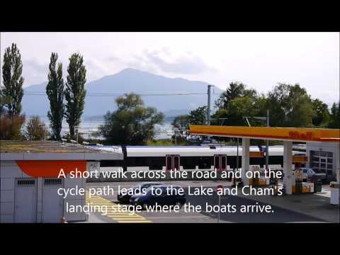 A look around Cham 2014, Switzerland.