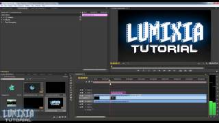How to watermark a video in Adobe Premiere Pro CS6