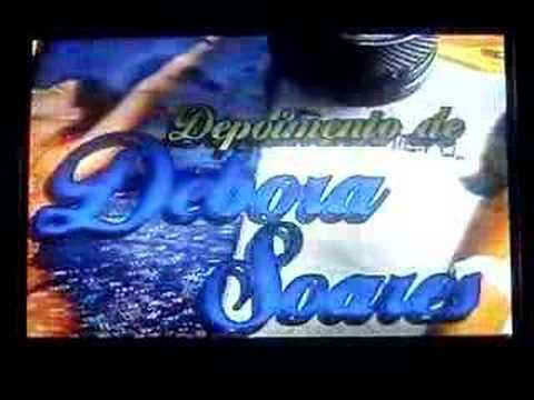 garotas do fantastico 1986 Debora Soares thumbnail