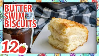 How to Make: Butter Swim Biscuits