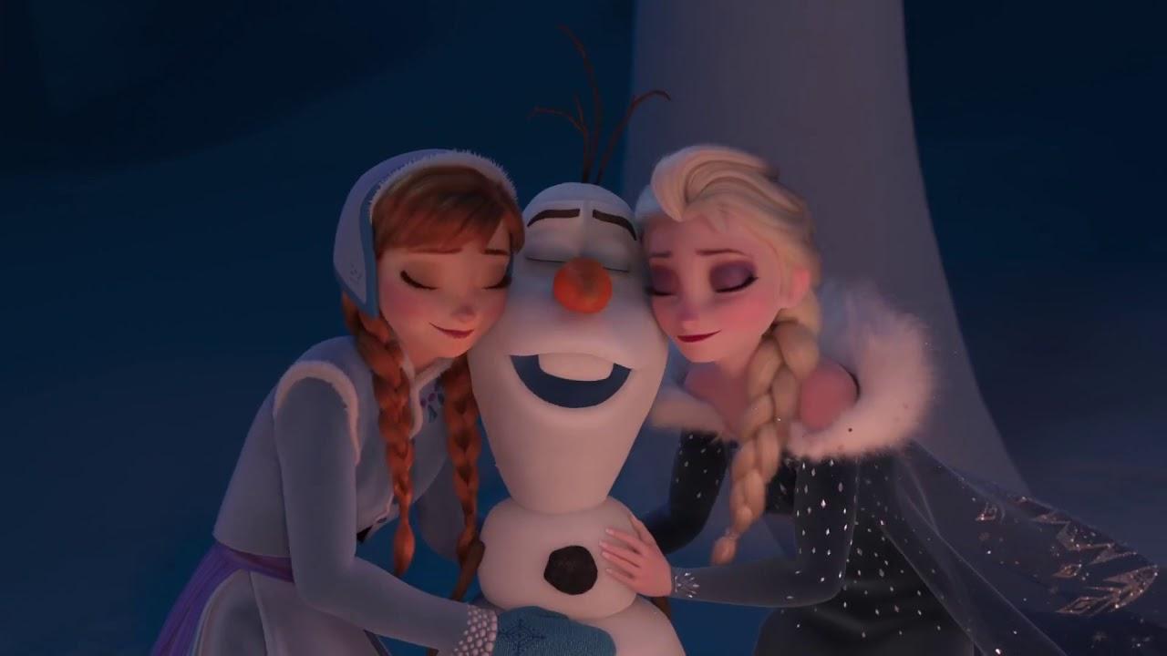 La reine des neiges joyeuses f tes avec olaf bande - Reine des neige olaf ...