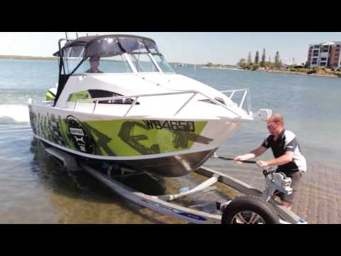 Quintrex Trident 690 Soft Top  Review | Caloundra Marine Australia's best Quintrex pricing