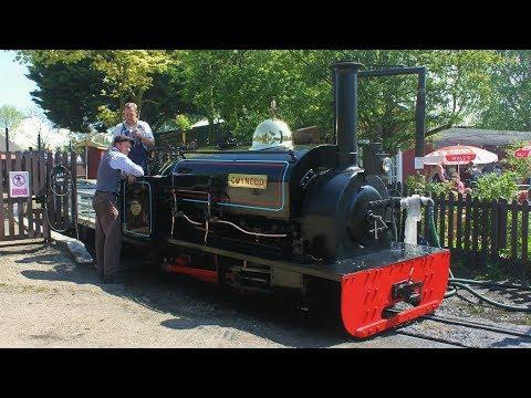 "Bressingham Steam Museum - ""Heritage Steam"" - Gala  (07/05/18)"