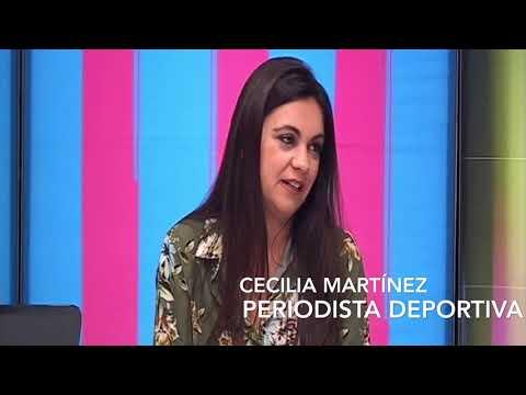 BEST MOMENTS de nuestra PRESENTADORA: CECILIA MARTINEZ
