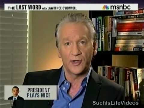 Bill Maher On Bill O'Reilly, John Boehner, Glenn Beck, Christine O'Donnell, & Elisabeth Hasselbeck
