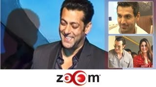 Planet Bollywood News - Salman to endorse a paint brand, Saif & Kareena tie the knot, & more news