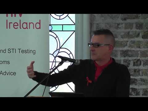 Session 1 Part 3: 'HIV, Stigma, Social Inclusion and PLWHIV & National AIDS Memoria' Tonie Walsh