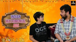 Indian Matrimonial Ads | Vikram Arul Vidyapathi | Madhuri Watts | Sibi | Vikkals