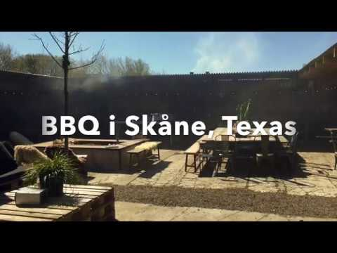 BBQ i Skåne, Texas