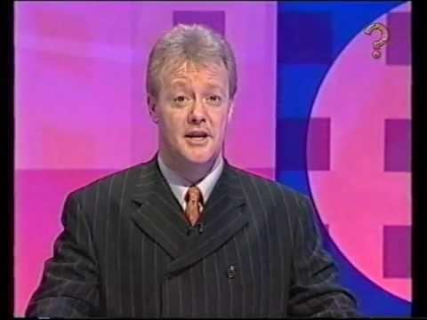Gordon Beattie on 'Sale Of The Century' (1997)