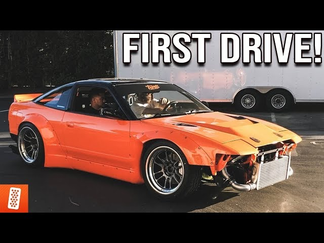 Rebuilding (And Heavily Modifying) A 1989 Nissan 240SX Hatchback - (Part 8)