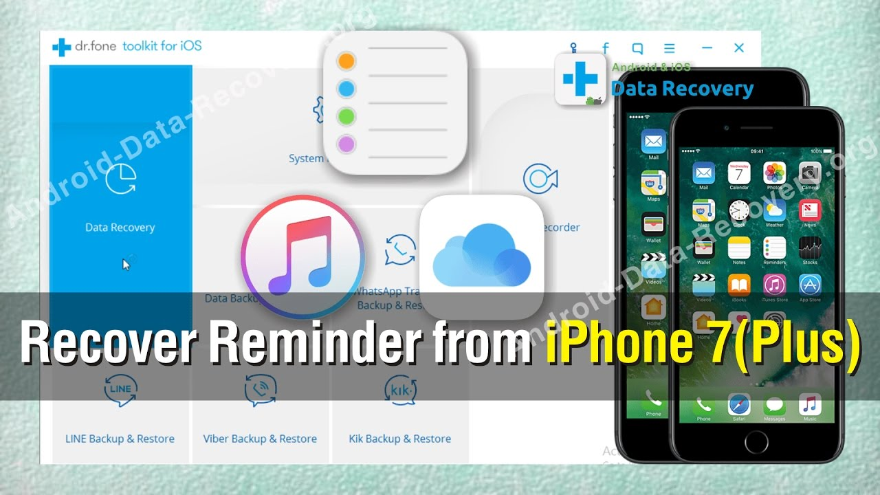 add reminder iphone how to recover reminder from iphone 7 7 plus 10041